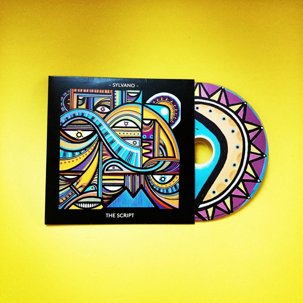 SYLVANO - THE SCRIPT - CD